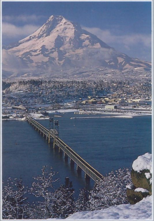Cool places to live in pictures for Hood river fishing